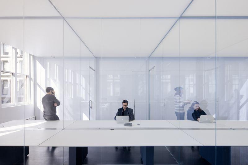 Architect, Florian Idenburg on the future of work