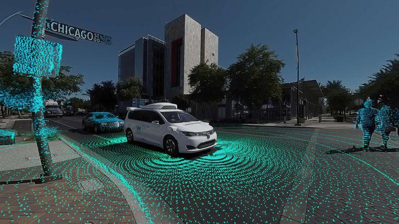 Google - Waymo 360 experience
