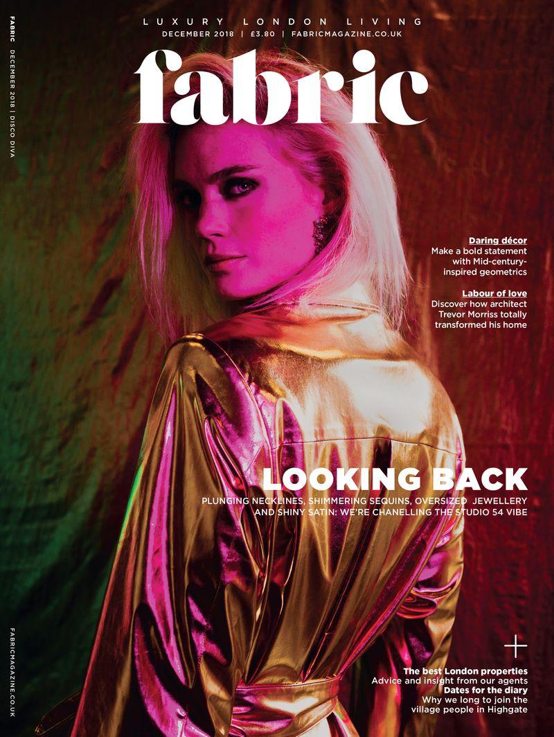 Fabric Dec Cover