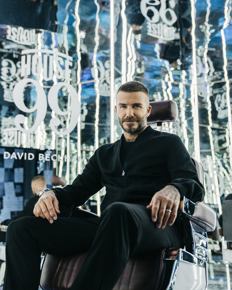 House99 x David Beckham launches in China