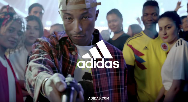 Adidas - Create The Answer World Cup 2018 (Assistant Creative)