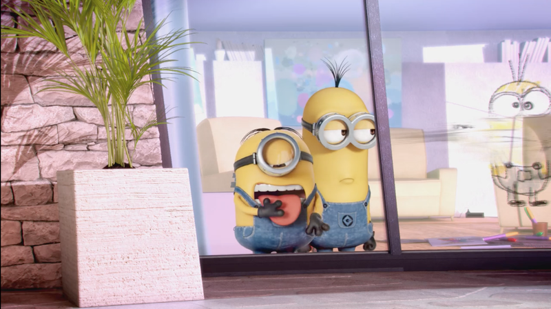 Kärcher - Window Vac - Minions - TVC