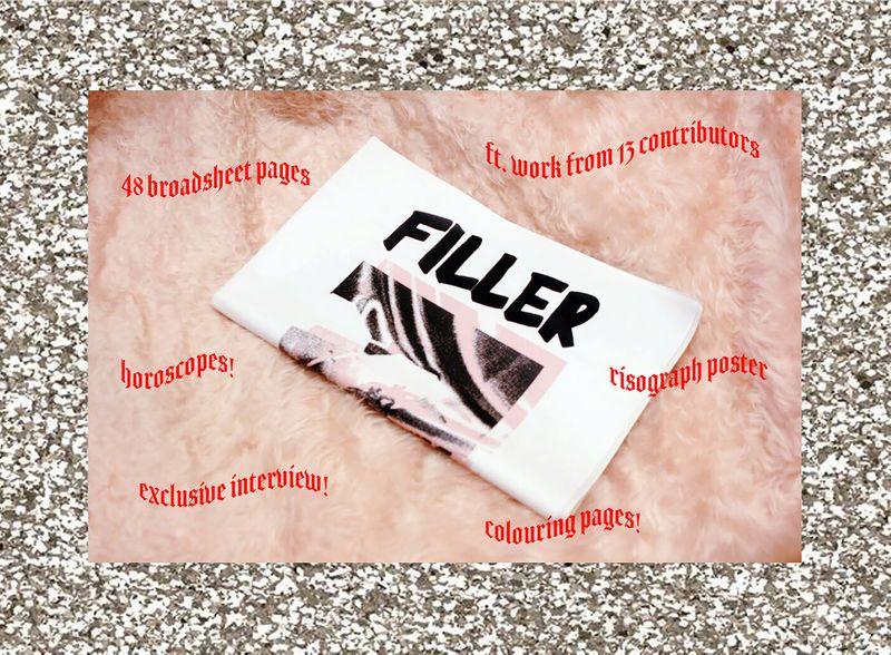 FILLER issue 01 | COMFORT