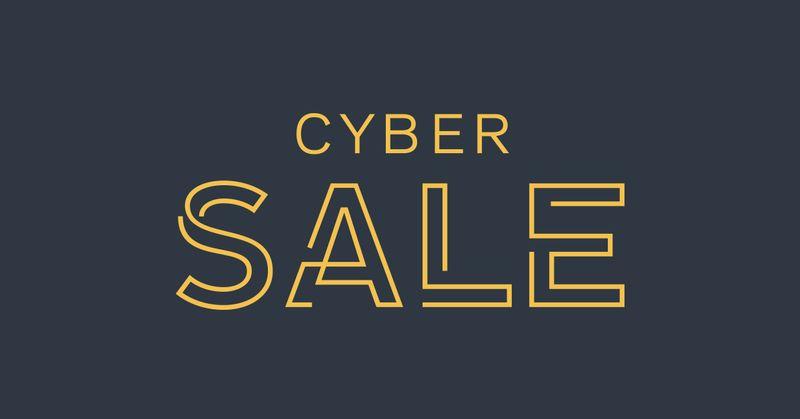 Cyber Sale | November 2018