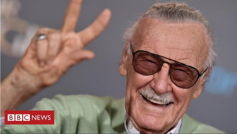 How Stan Lee's superheroes helped change the world