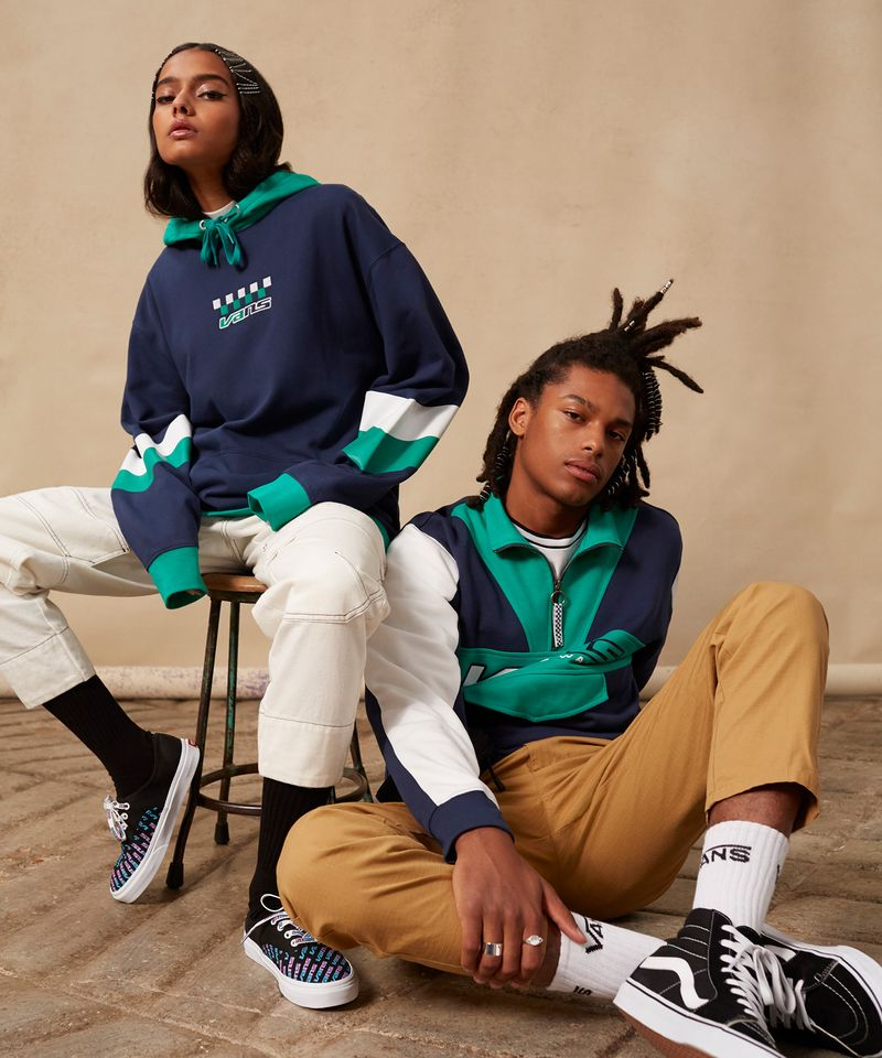 AW18 ASOS x Vans SMU Capsule collection