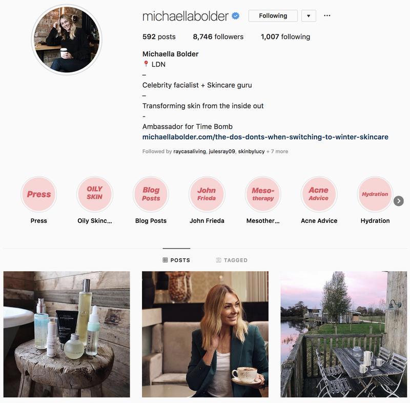 Beauty PR & Social Media Strategy