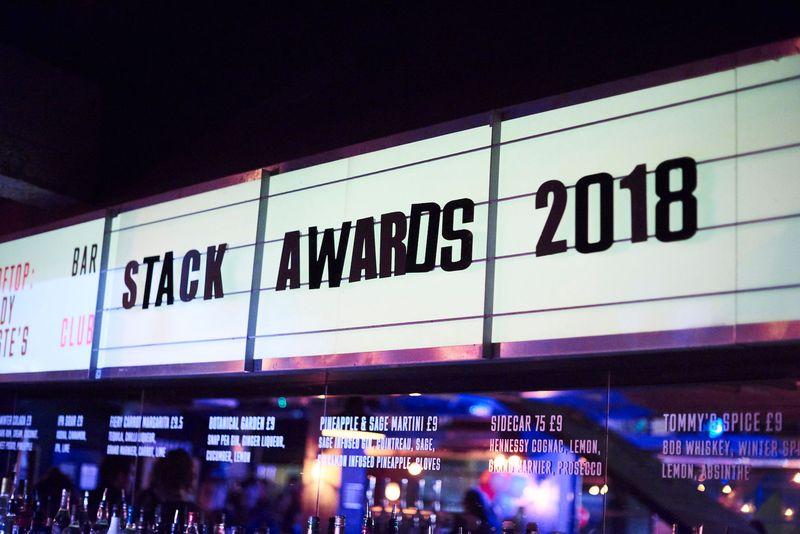 Stack Awards 2018