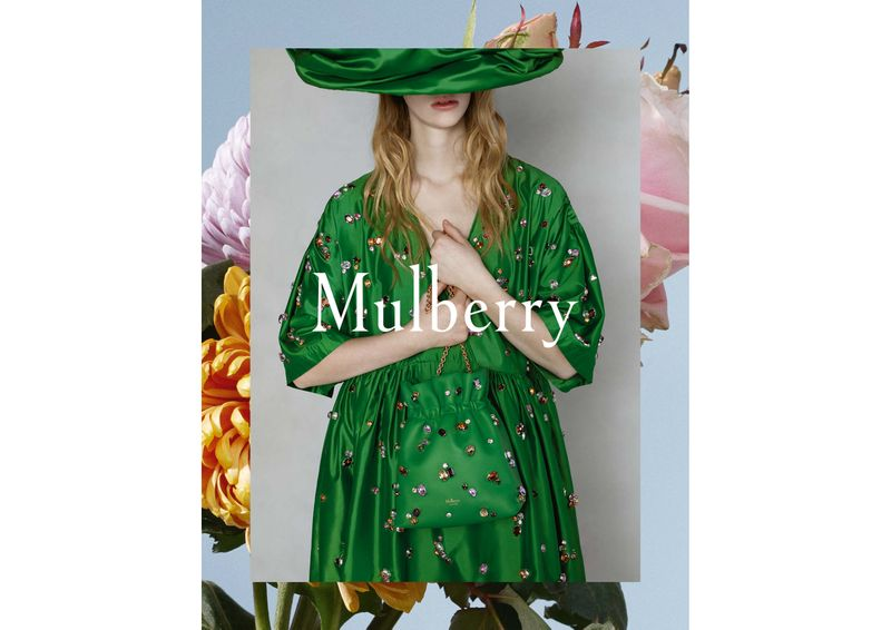 Mulberry SS18