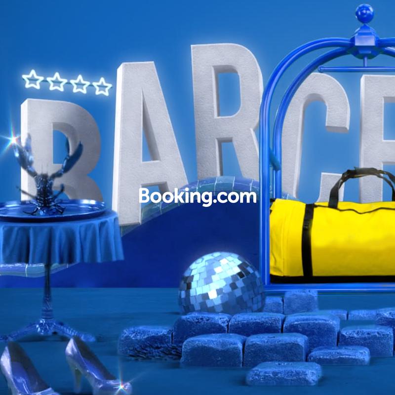 DRTV Booking.com – The Perfect Getaway