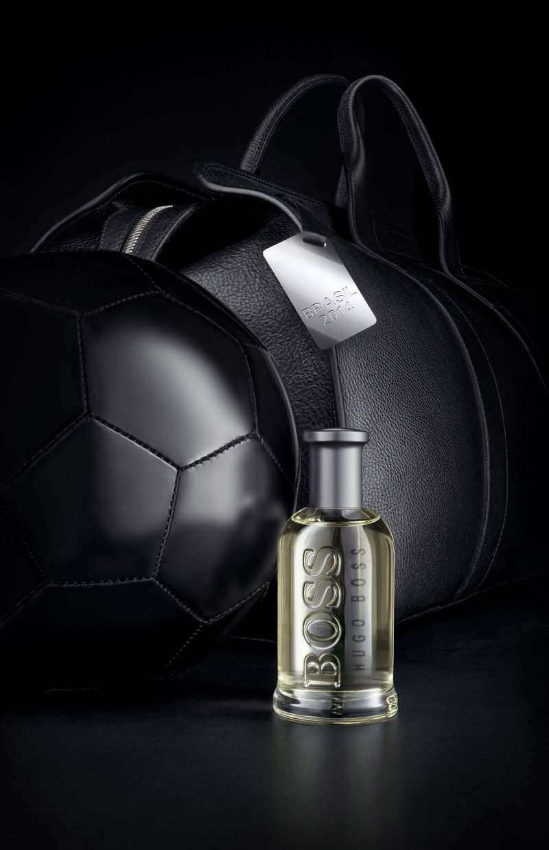 Hugo Boss Mens Fragrances World Cup 2014