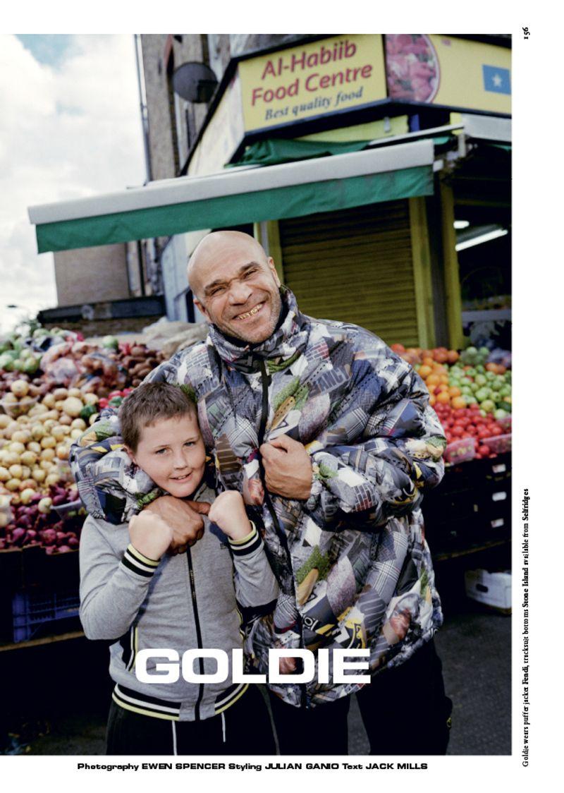 Dazed - Feat Goldie