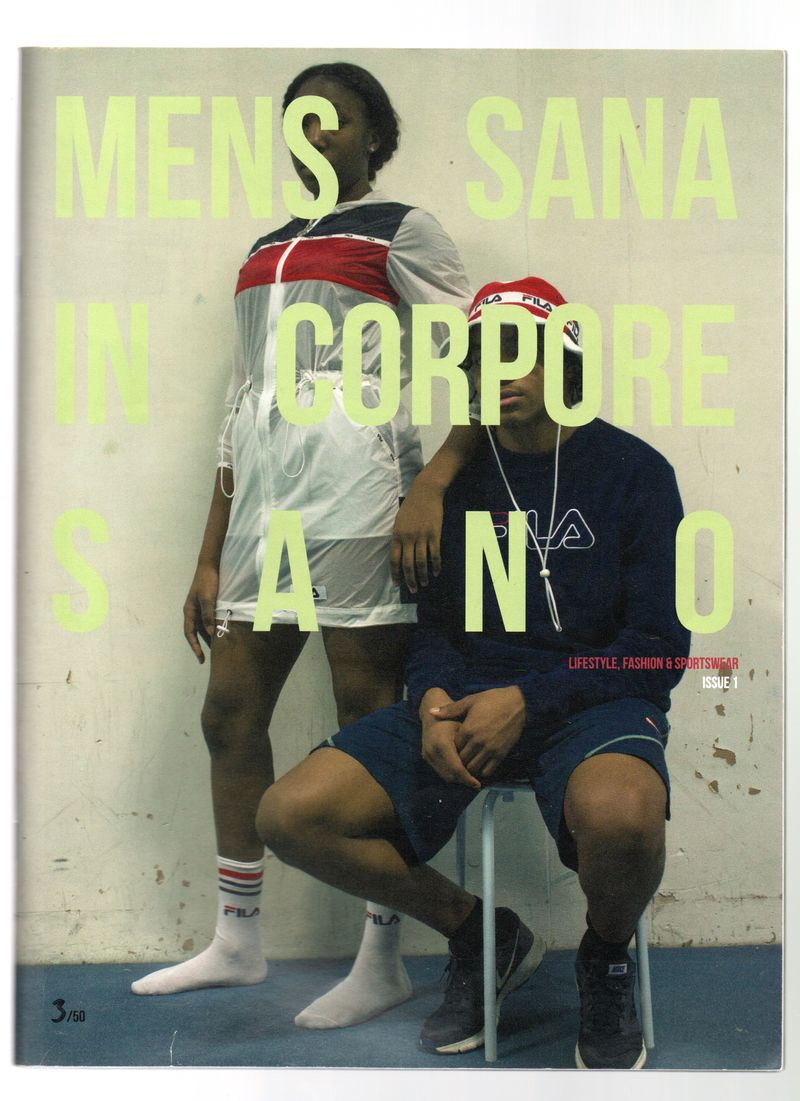 MSICS magazine, issue 1