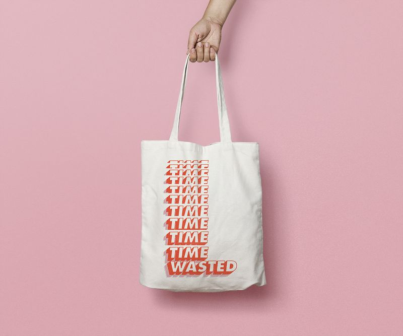 Time Wasted - Poster Mostra