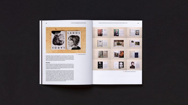 Master Thesis - Editorial Design of Cultural Magazines