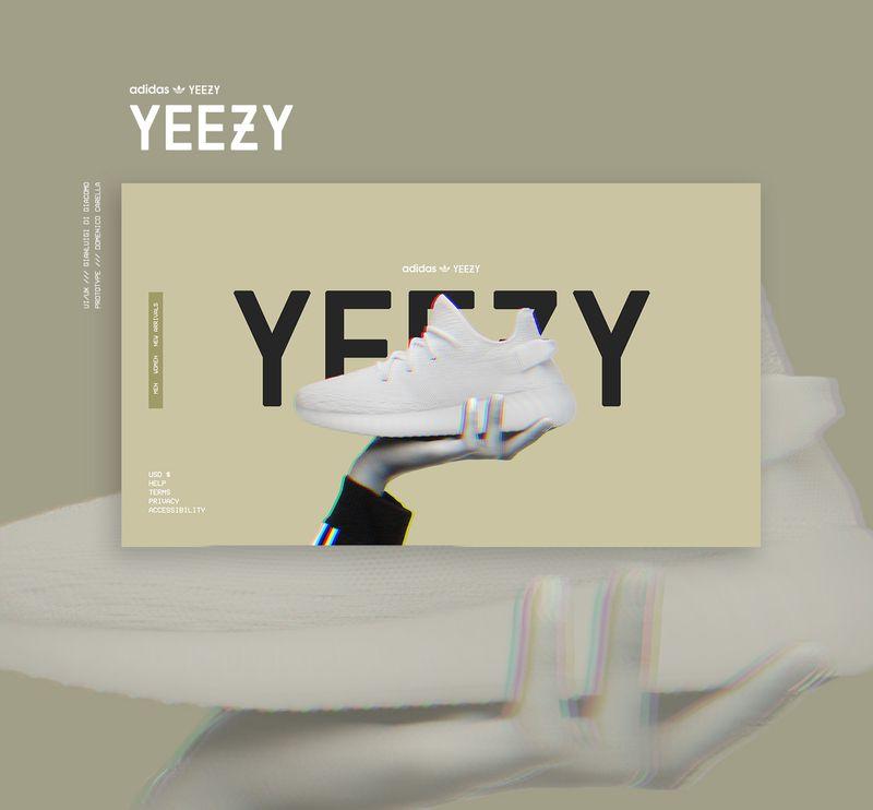 Yeezysupply.com Revamp