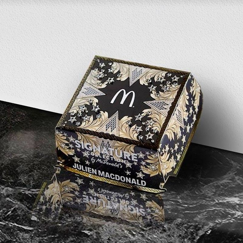 Julien MacDonald X Signature Collection by McDonald's