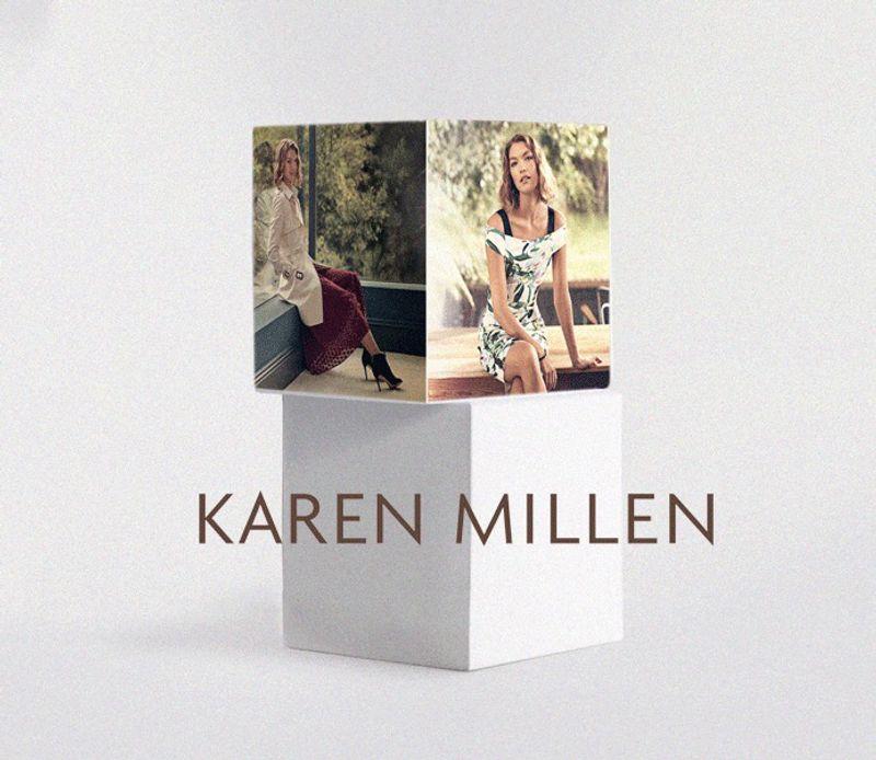Karen Millen S/S 17