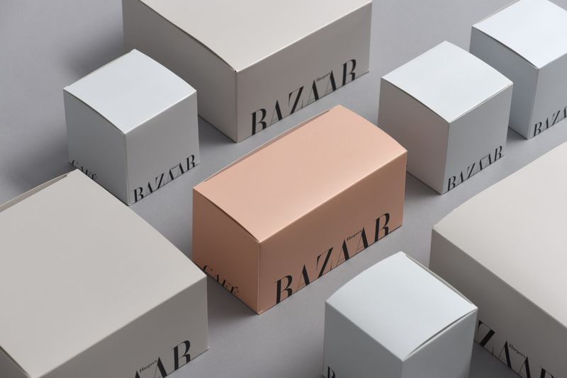 Harper's Bazaar Café Dubai