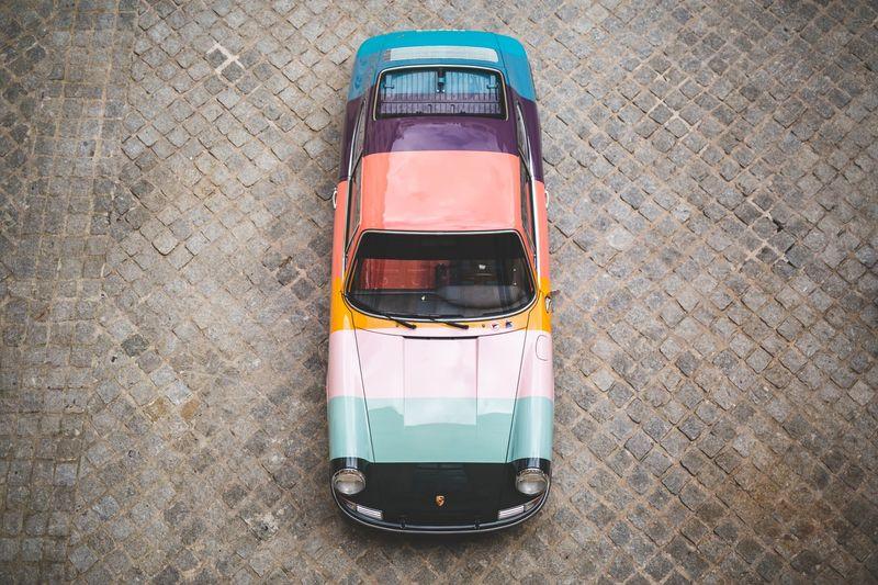 Paul Smith Artist Stripe Porsche