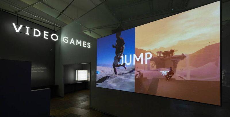 V&A · Videogames: Design/Play/Disrupt