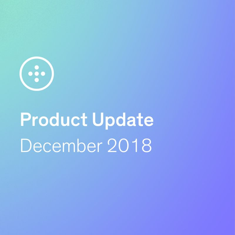 December Product Update: Build your network, simpler project creation, feature badges & bias-free browsing