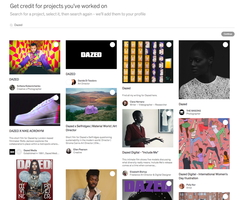 Be Discovered: How to get featured on The Dots