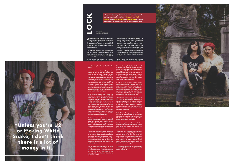 LOCK Magazine Vols 1, 2 & 3 | The Dots