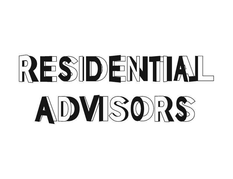 Residential Advisors