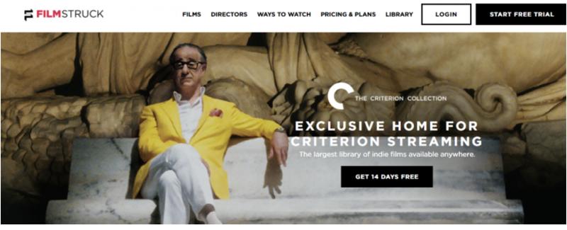 Lead Copywriter - FilmStruck UK