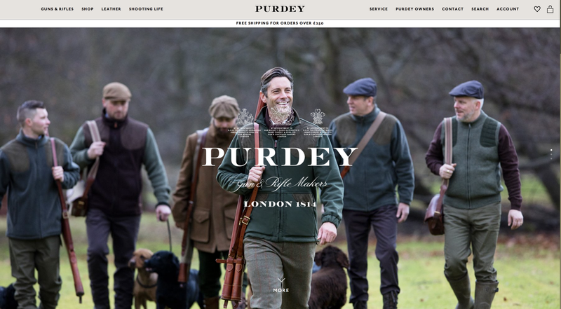 Book Author & Editor - 'Purdey's: The Guns and the Family'