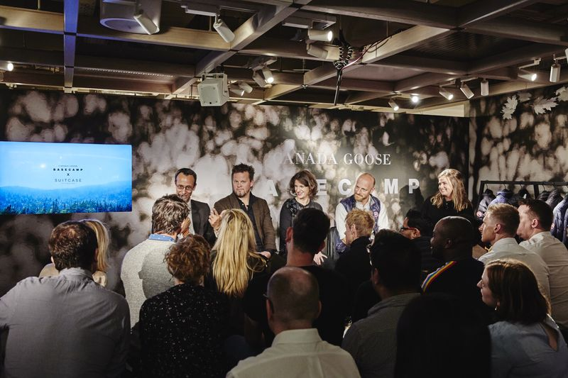 Harvey Nichols Presents Canada Goose X Suitcase Magazine: A Conversation On Shelter