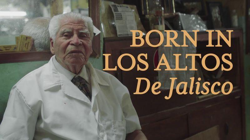 Tequila Cazadores - Born in Los Altos de Jalisco