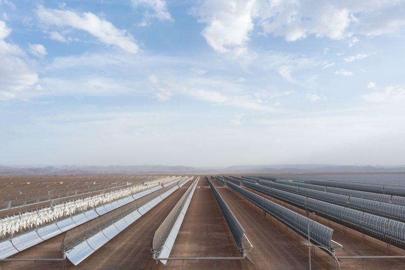 EY, Better Working World - How EY helped create a shining example of green energy in Morocco