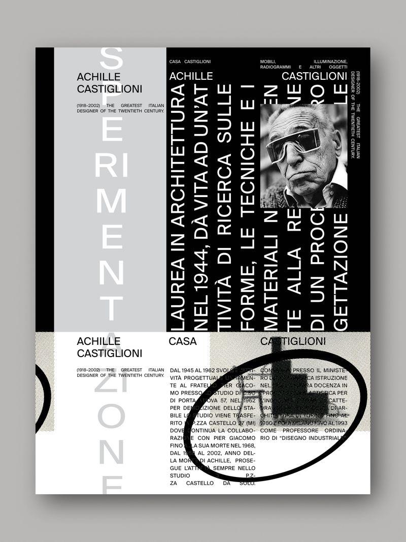 Achille Castiglioni 100th Anniversary