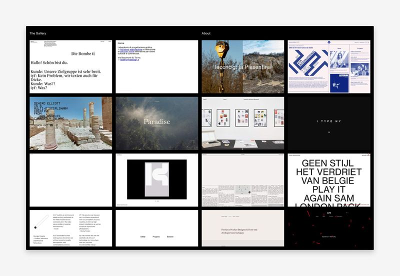 The Gallery V7