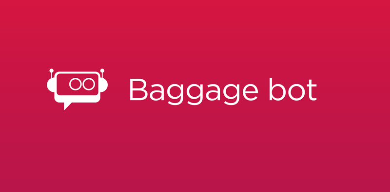 Virgin Atlantic baggage bot