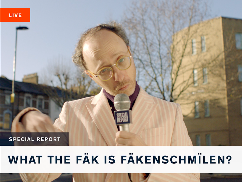 FÄKENSCHMÏLEN | For Spoke London