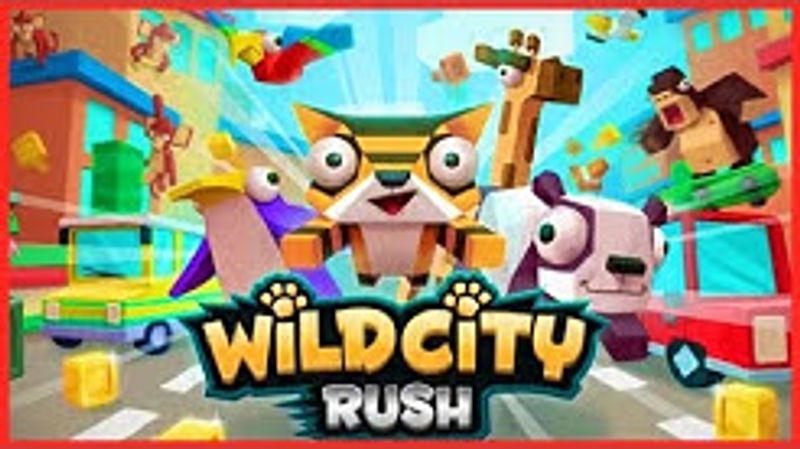 Wild City Rush (Video Game)