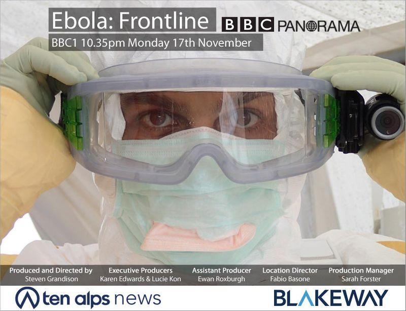 Ebola Frontline