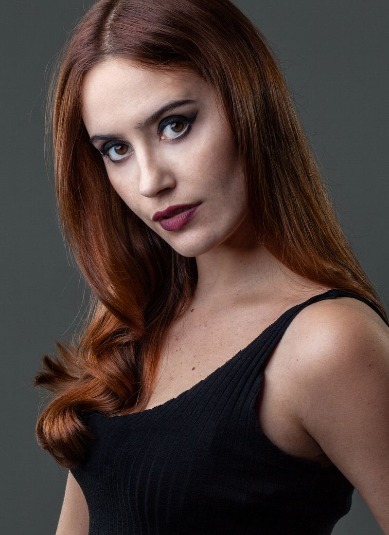 Headshot of the lovely Emily