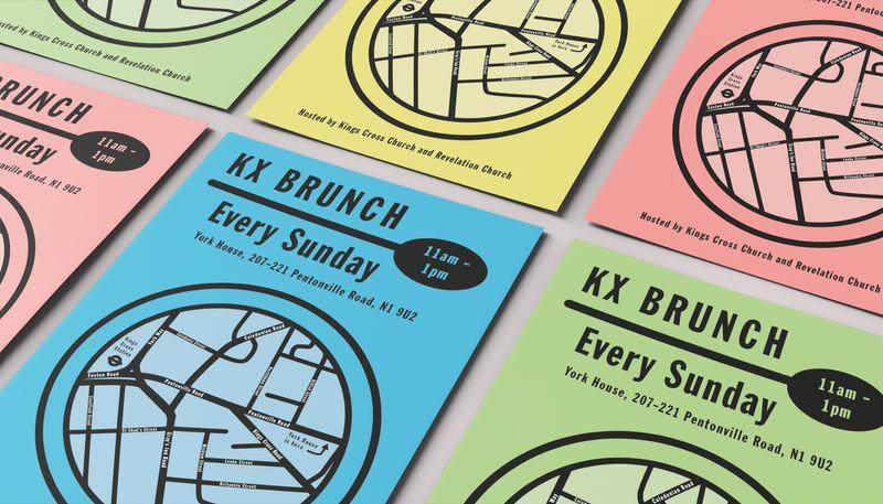 King's Cross Brunch