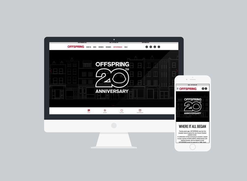 Offspring 20th Anniversary