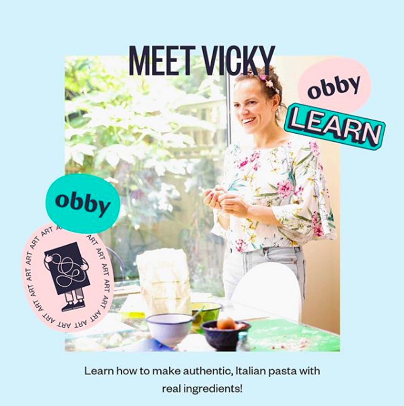Meet: An Instagram series for Obby
