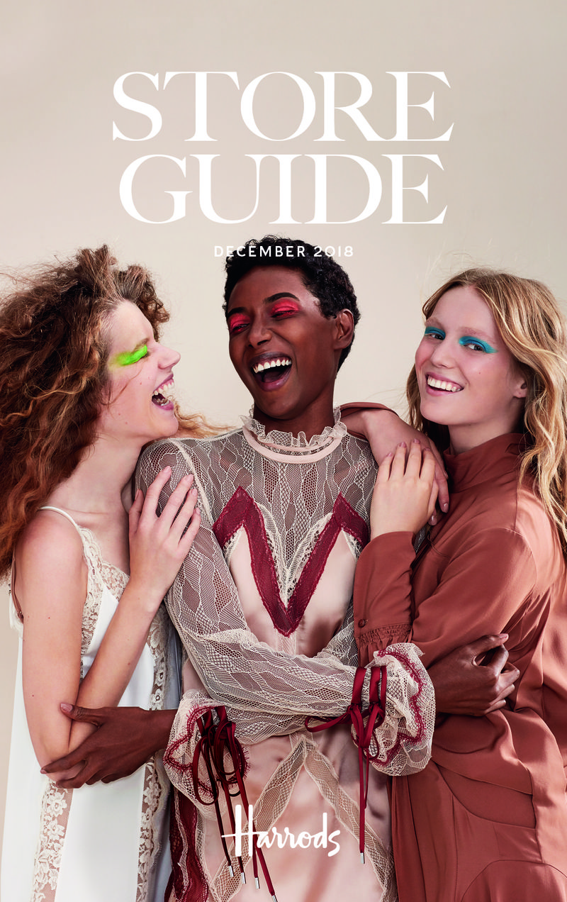 Harrods Store Guide (December 2018)