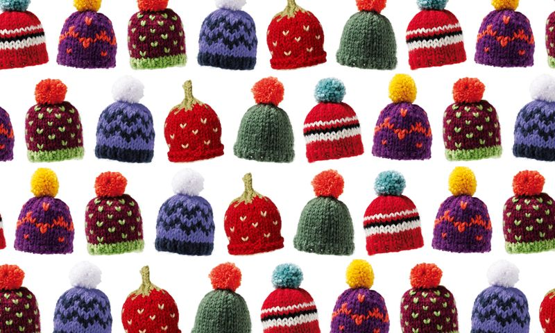 How  to get involved in the Big Knit