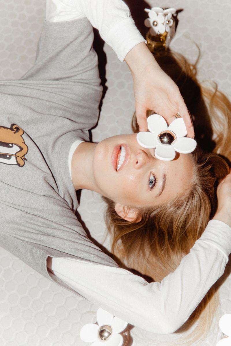 Leeor Wild x Marc Jacobs Fragrances x Daisy Love
