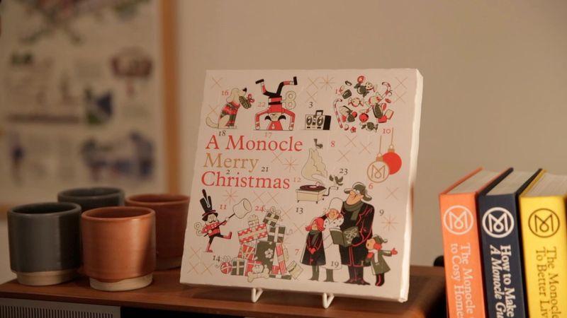 The Monocle Christmas Market 2018