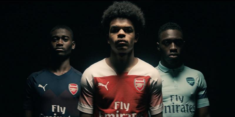 Puma: We Are The Arsenal