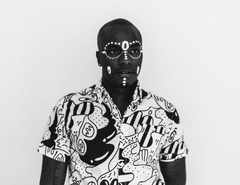 Interviewing Young Paris at Afropunk Paris